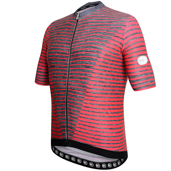 Maillot DotOut Flash 2018 - Rouge