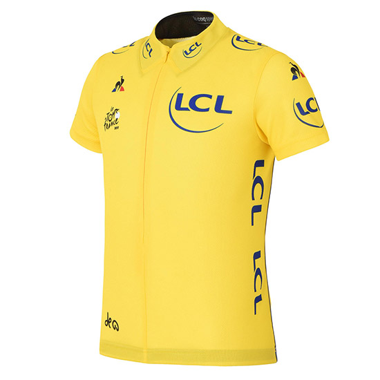 Maillot Jaune Replica Tour de France 2017