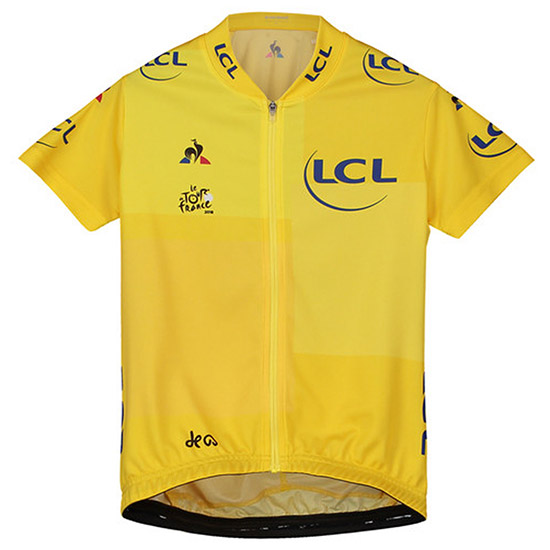 Maillot Jaune Replica Tour de France 2018