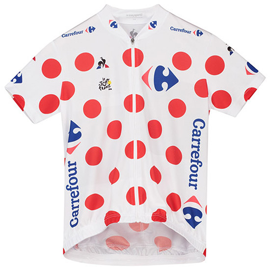Maillot Pois Replica Tour de France 2018