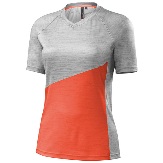 Maillot Specialized Andorra Comp - Gris orange