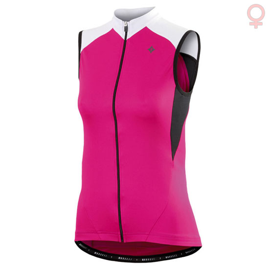 Maillot S/M Specialized RBX Sport - Fuchsia