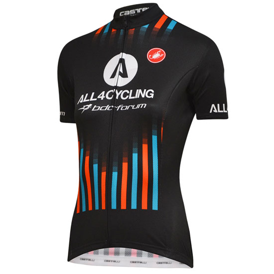 Maillot Team All4cycling Bdc 2018