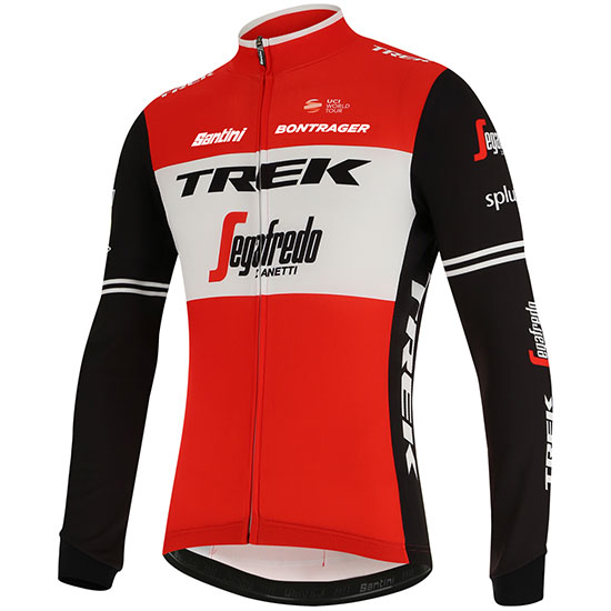 Maillot manches long Trek Segafredo 2019