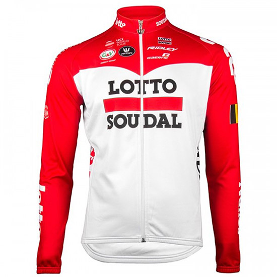 Maillot manches longues Lotto Soudal 2018