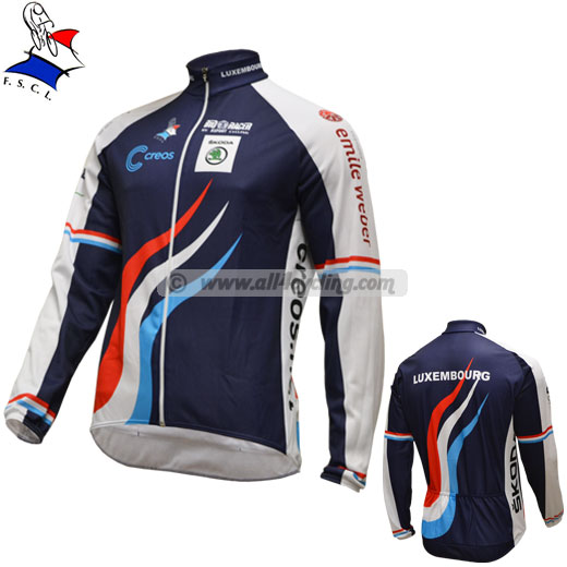Maillot M/L Nationale Luxembourg