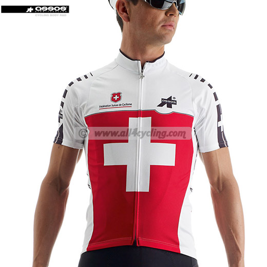 Maillot Nationale Suisse