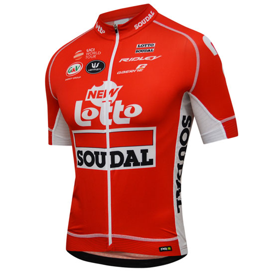 Maillot New Lotto Soudal PRR 2018 - TDF