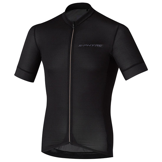 Maillot Shimano S-Phyre 2019 - Noir