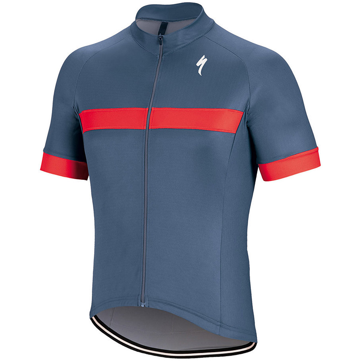 Maillot Specialized RBX Sport 2019 - Gris rouge