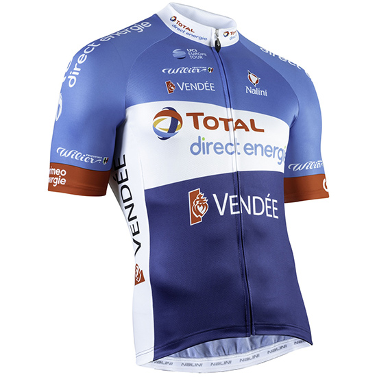 Maillot Total Direct Energie 2019