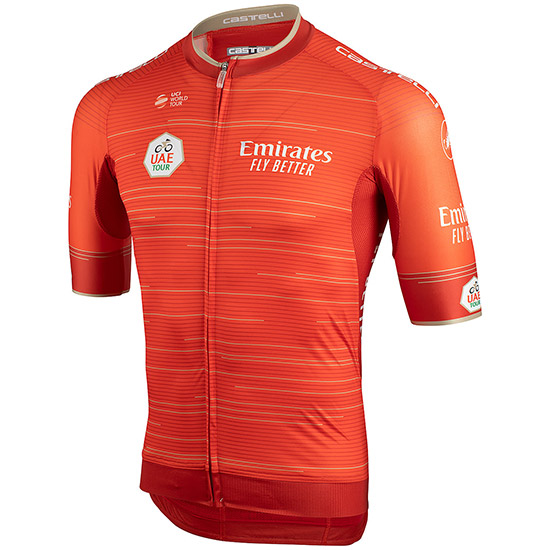Maillot UAE Tour 2019 - Rouge