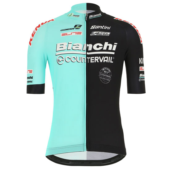 Maillots Bianchi Countervail 2019