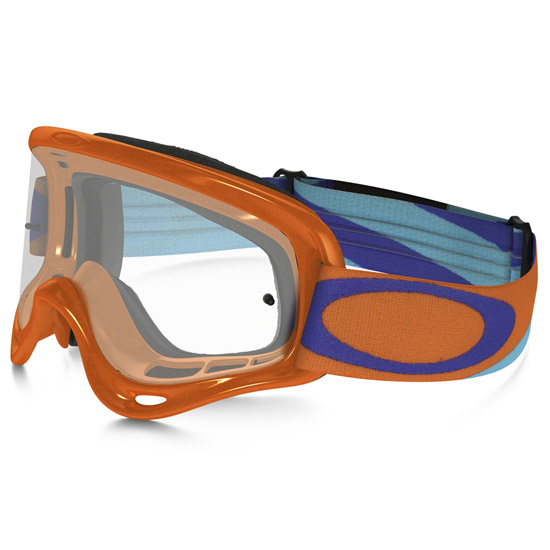 Masque Oakley MX Heritage Racer - Neon Orange