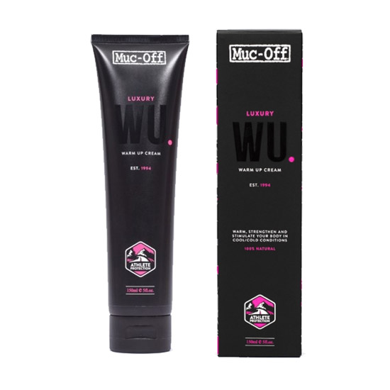 Muc-off Luxury Warm up Cream - 150 ml