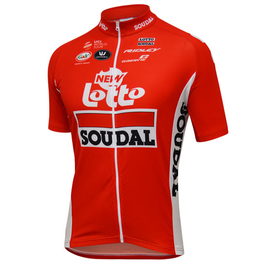 New Maillot Lotto Soudal 2018- TDF