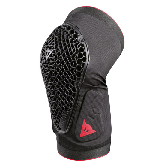 Protections genoux Dainese Trail Skins 2 - Noir Rouge