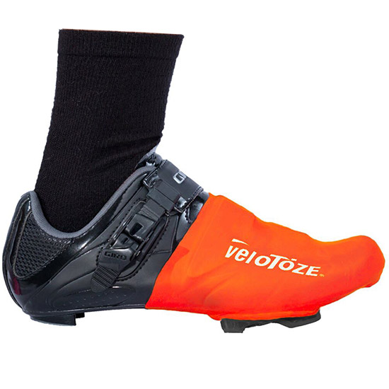 Protections pour Orteils VeloToze - Orange