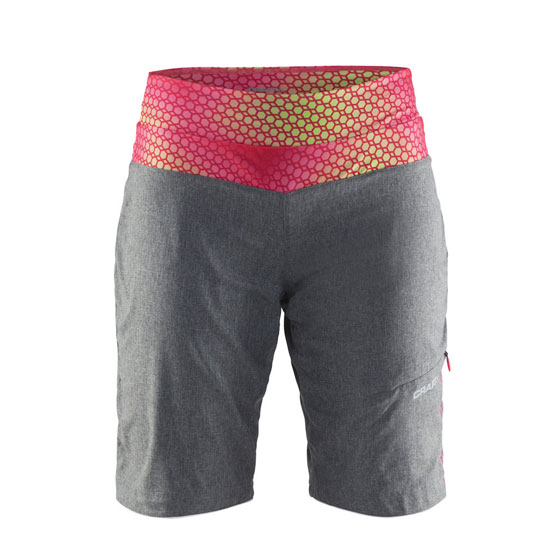 Short Craft Velo XT - Gris