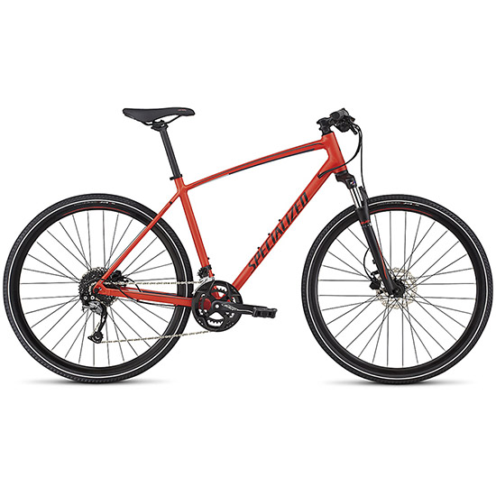 Specialized Crosstrail Sport Disc - Rouge Bleu