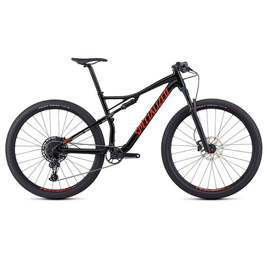 Specialized Epic 2019 Comp M5 29 - Noir rouge