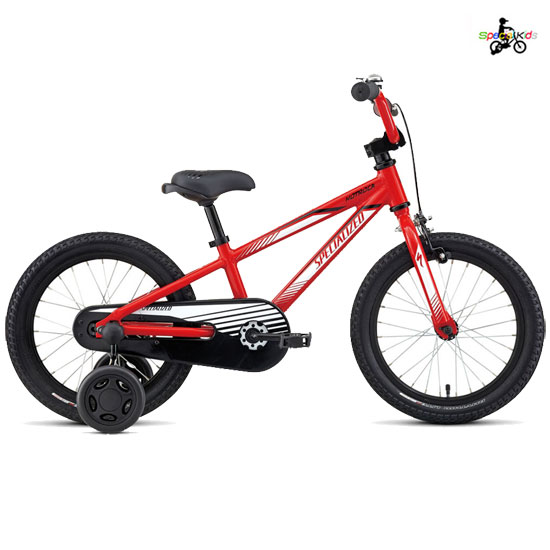 Specialized Hotrock 16 Coaster Boys - Rouge
