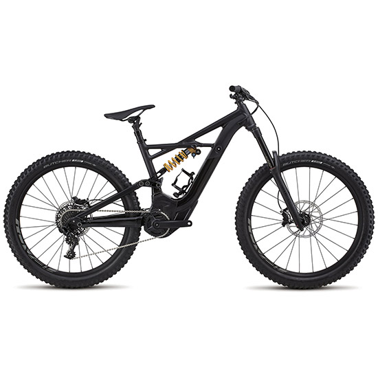 Specialized Turbo Kenevo FSR Expert 6Fattie - Noir