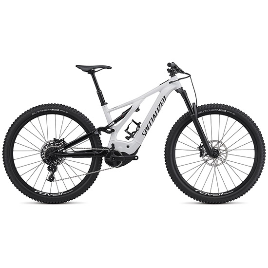Specialized Turbo Levo FSR Comp 2019 - Blanc noir