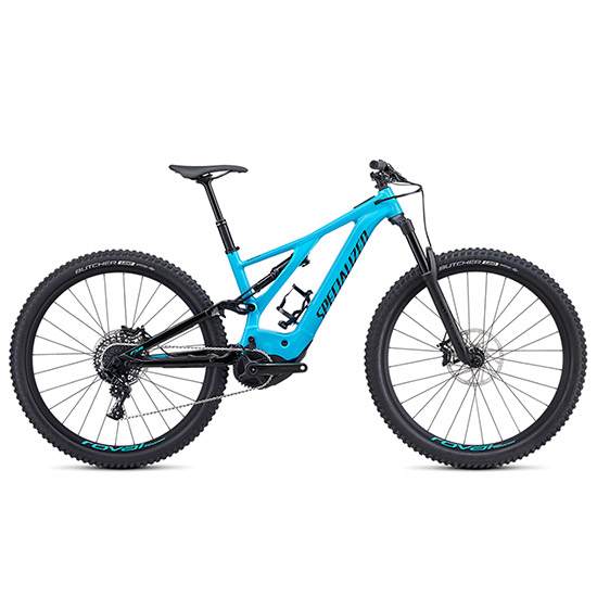 Specialized Turbo Levo FSR Comp 2019 - Bleu noir