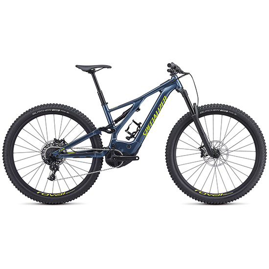 Specialized Turbo Levo FSR Comp 2019 - Gris jaune