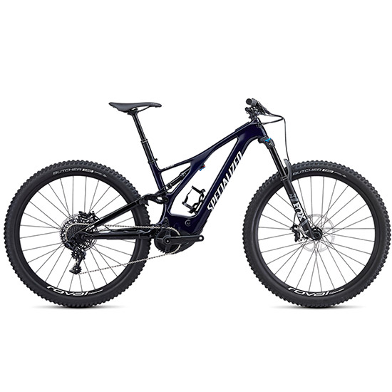 Specialized Turbo Levo FSR Comp Carbon 2019 - Bleu