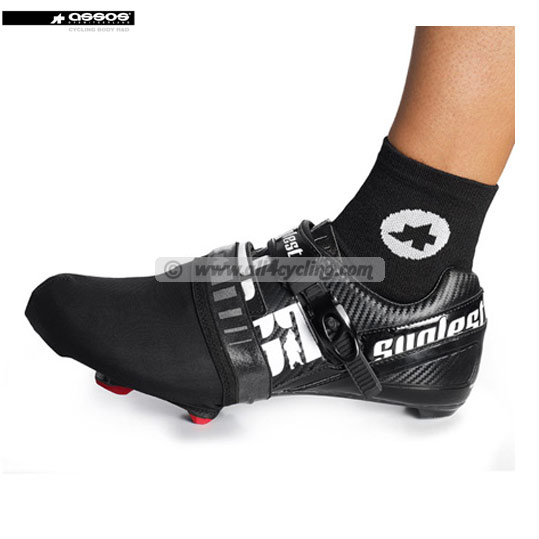 Toe cover Assos S7 - Noir