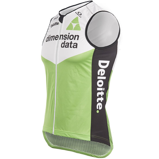 Veste Race Proven Dimension Data 2018