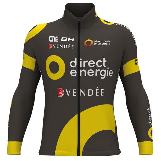Veste Termique Direct Energie 2017